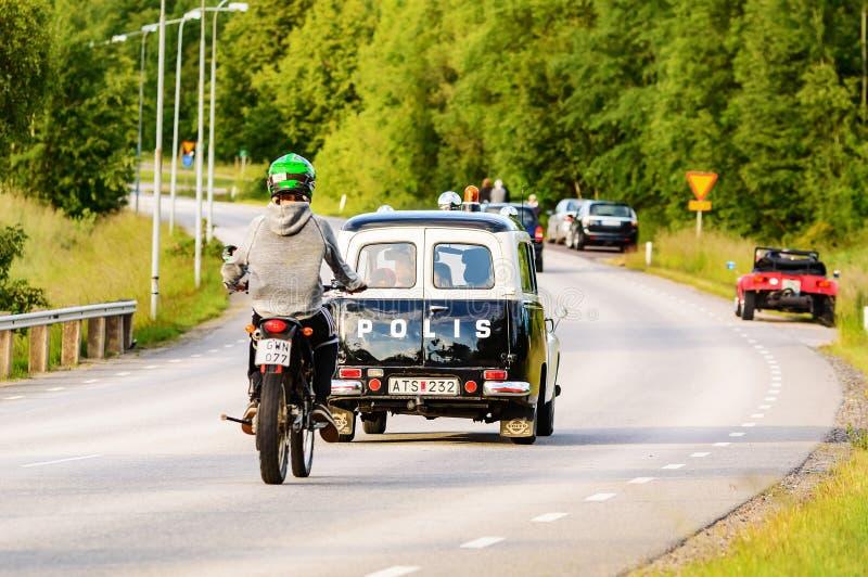 Volvo 21134 EP 1965 royaltyfria foton
