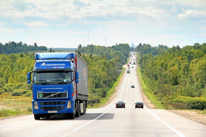 Volvo FH12 fotos de stock royalty free