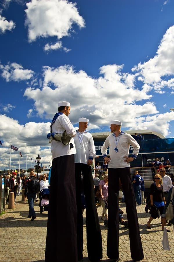 Download Volvo Ocean Race 2008-2009 Stopover Stockholm Editorial Stock Image - Image: 9975304