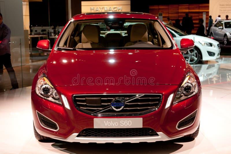 Download Volvo S60 - Russian Premiere Editorial Image - Image: 15803600