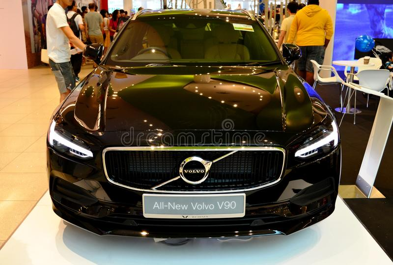 Download Volvo V90 image éditorial. Image du quatre, automobile - 87703640