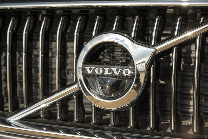Volvo XC60 foto de stock