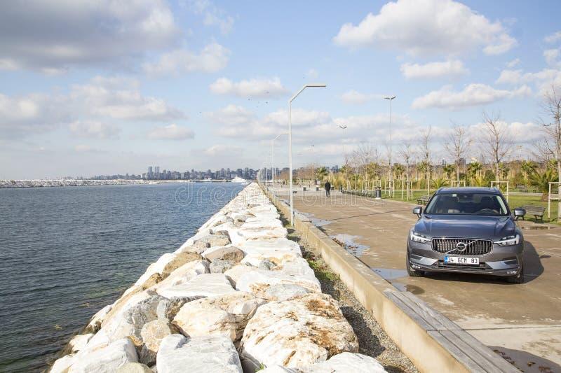 Volvo XC60 imagens de stock