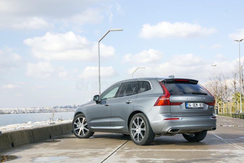 Volvo XC60 fotografia de stock