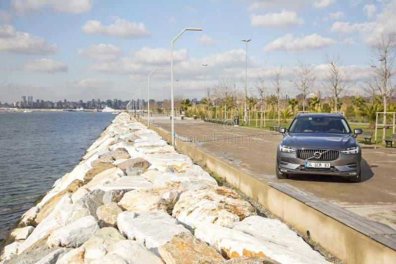 Volvo XC60 imagens de stock royalty free