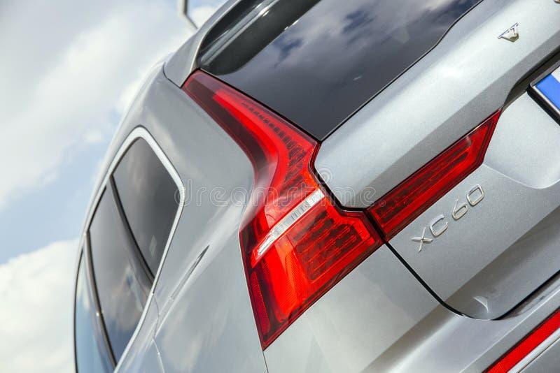 Volvo XC60 fotos de stock