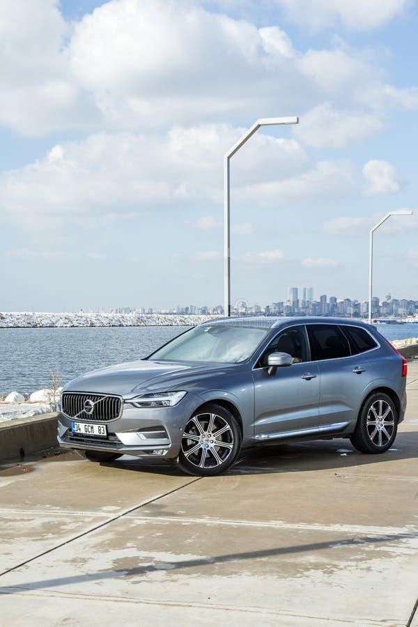 Volvo XC60 imagem de stock royalty free