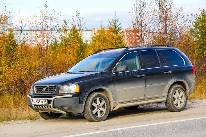 Volvo XC90 стоковое фото rf