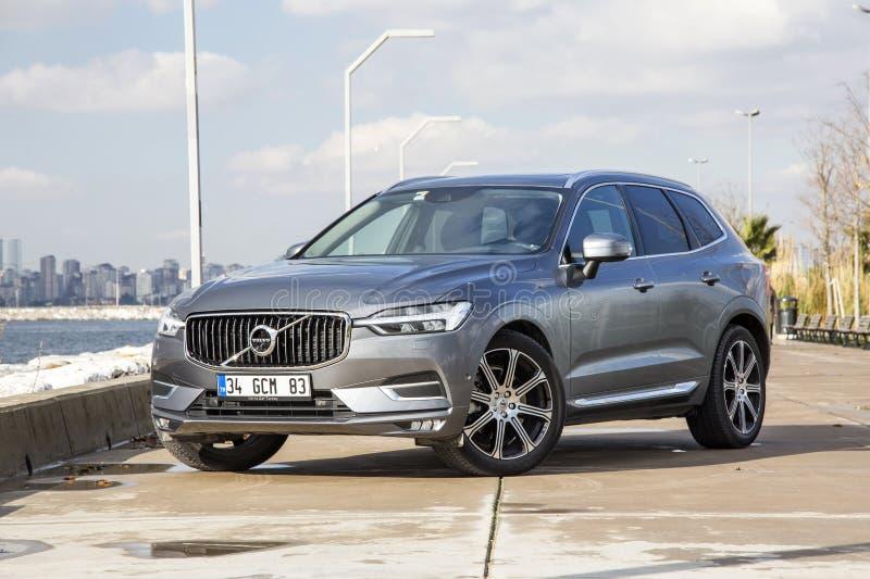 Volvo XC60 stock afbeelding