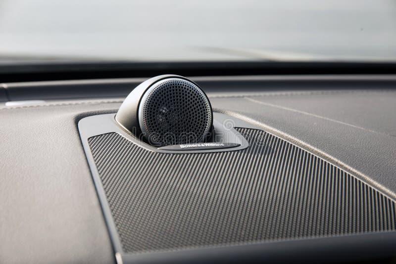 Volvo XC60 imagen de archivo