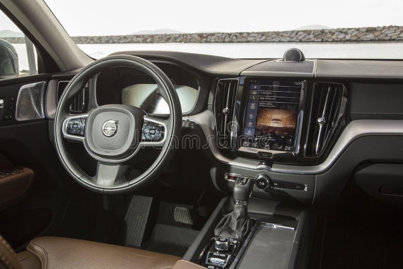Volvo XC60 fotos de archivo
