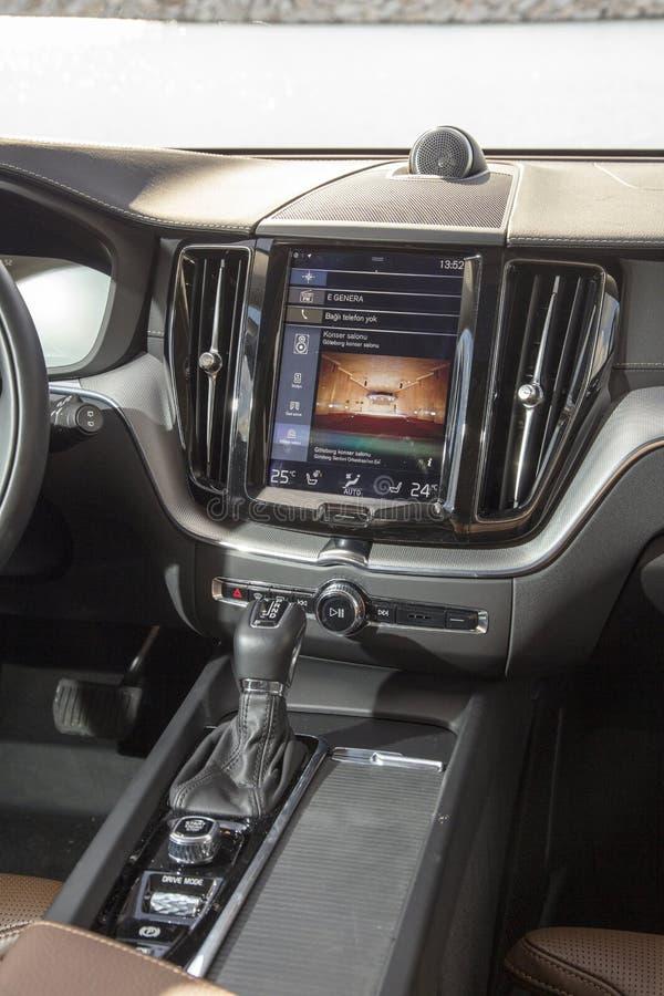 Volvo XC60 foto de archivo libre de regalías