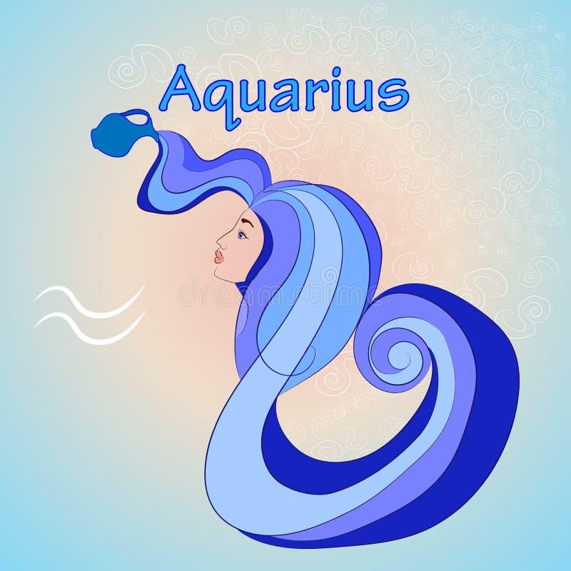 Volwassene, kunst, astrologie, mooie achtergrond, vector illustratie