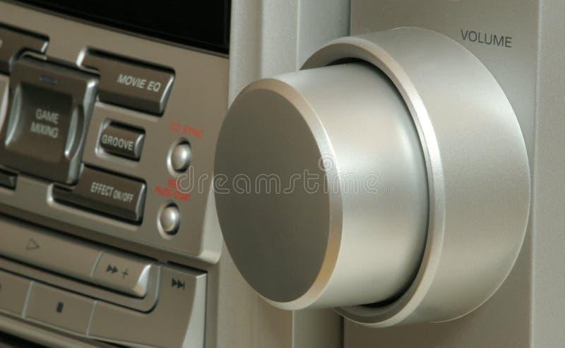 Download Volym arkivfoto. Bild av ljud, kontroll, musik, oväsen, elektronik - 42252