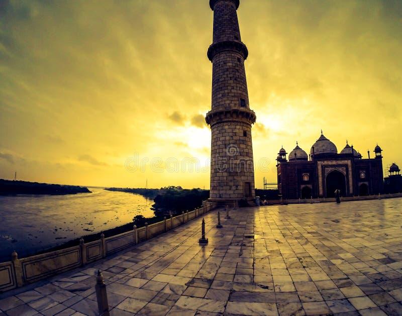 Vom Taj lizenzfreies stockfoto