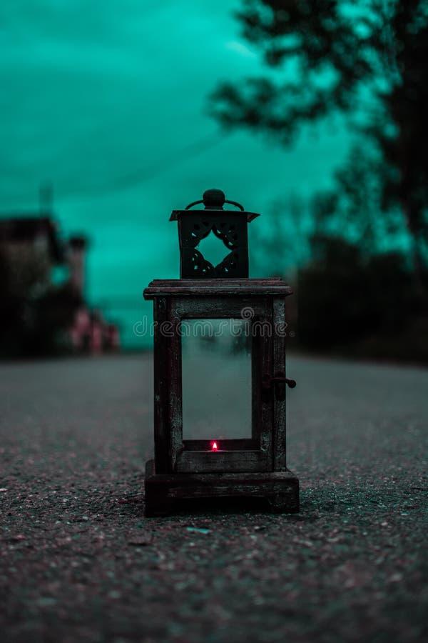 Voodoo på vägen arkivfoto
