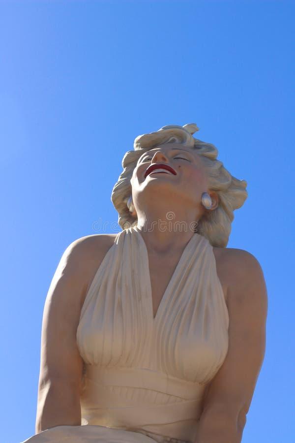 Voor altijd Marilyn royalty-vrije stock afbeeldingen