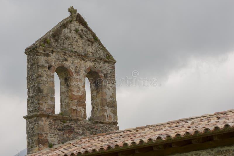 Voor de Kluis van San Juan de Ciliergo royalty-vrije stock afbeeldingen