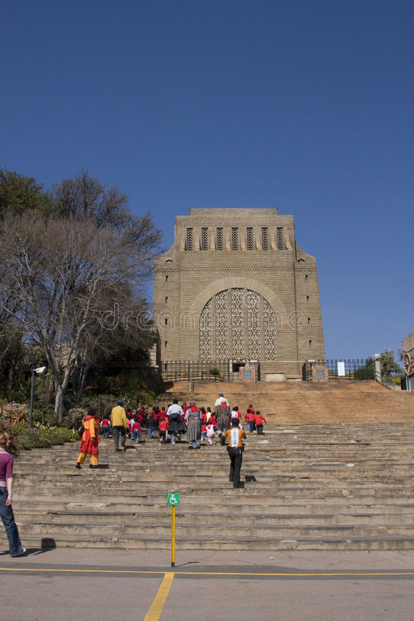 Voortrekkersmonument photos stock