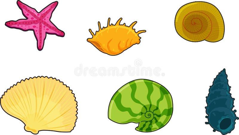 Voorwerpen vector illustratie