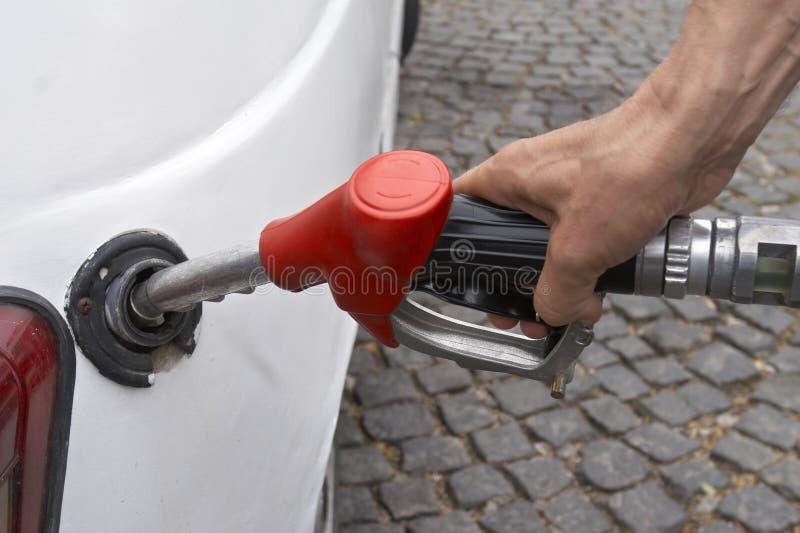 Voorzie nieuwe 2 van brandstof stock afbeelding
