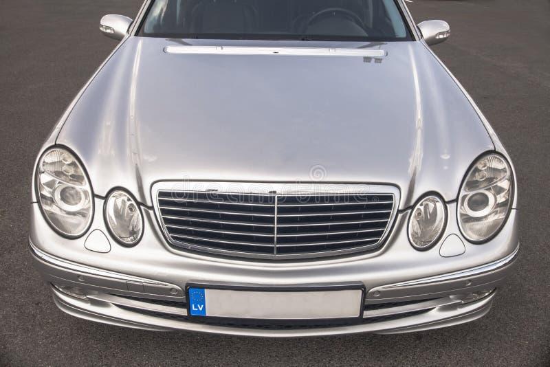 Voorzijde van Auto royalty-vrije stock foto's