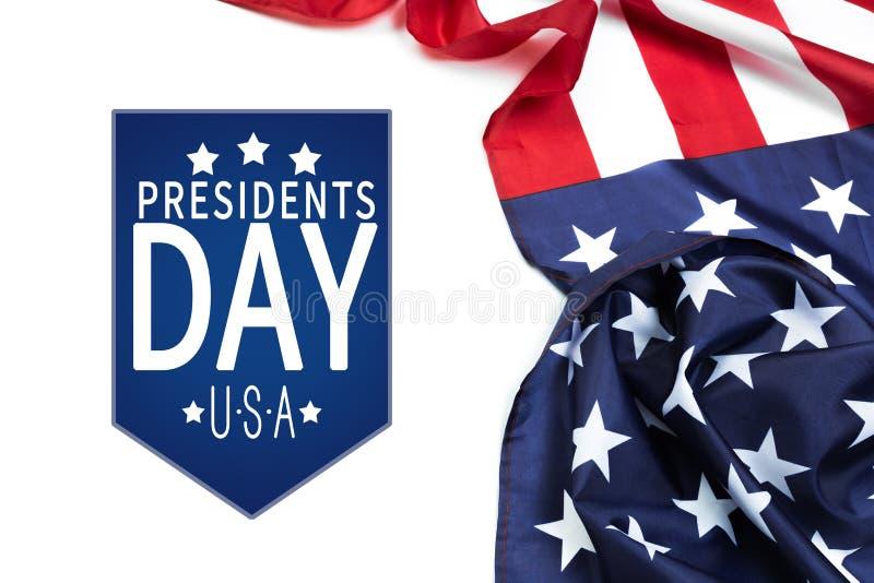 Voorzitters dag de V.S. - Beeld stock afbeelding