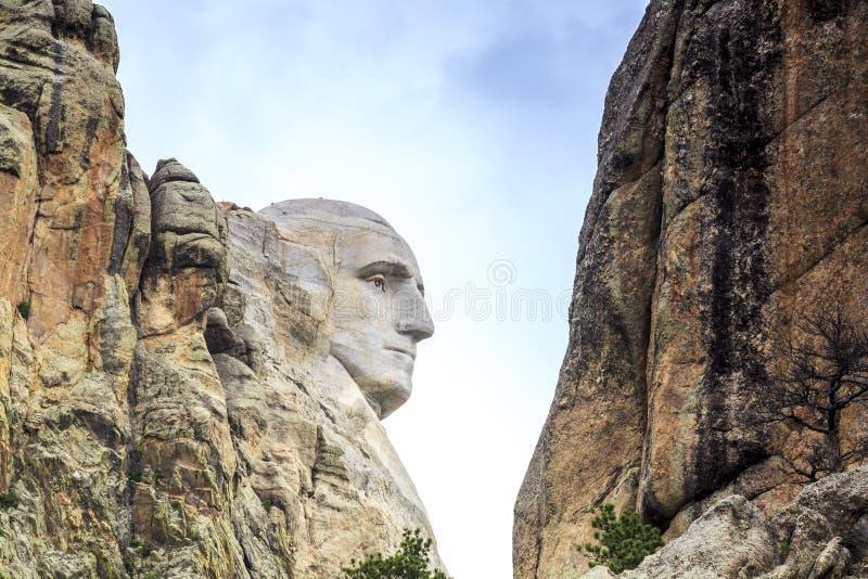 Voorzitters van het Nationale Monument van Onderstelrushmore royalty-vrije stock afbeelding