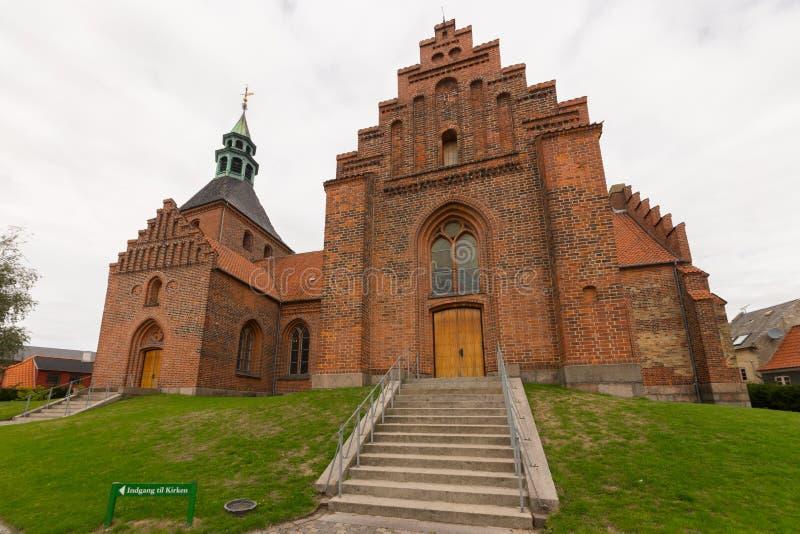 Vor Frue Kirke imágenes de archivo libres de regalías