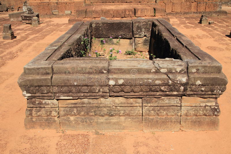 Vor Rup in Angkor lizenzfreies stockfoto