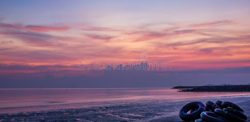 Vor Sonnenaufgang lizenzfreie stockbilder