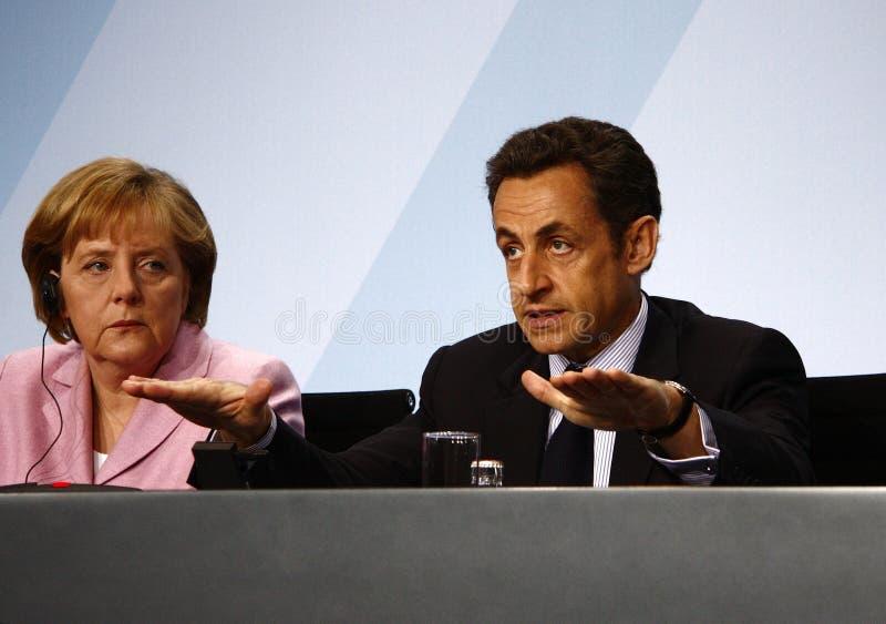 Vorbereitendes Gipfel G-20, Berlin lizenzfreies stockfoto