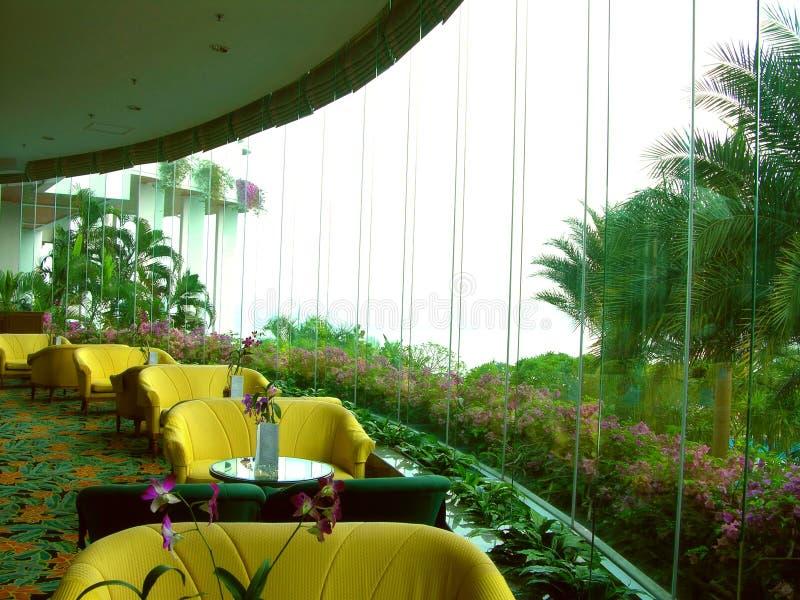 Download Vorhalle stockbild. Bild von glas, betriebe, sofa, fenster - 35909