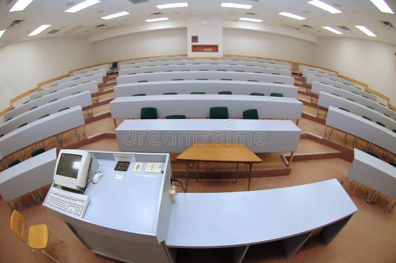 Vorlesungssal lizenzfreie stockfotografie