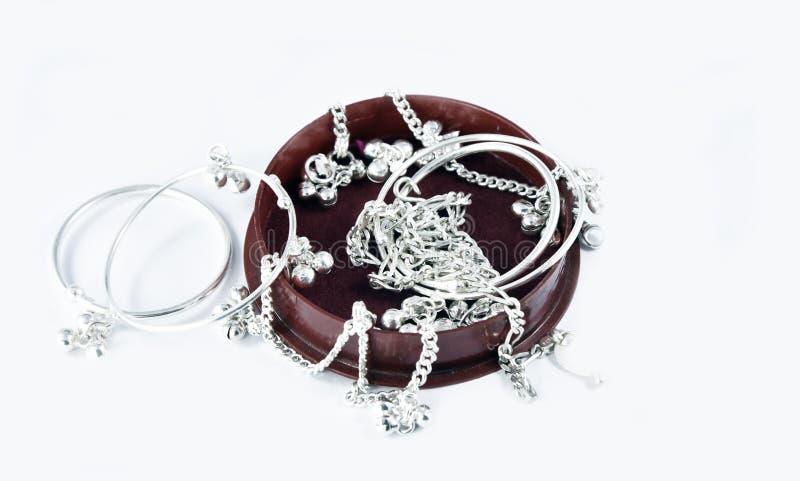 Vorm juwelen royalty-vrije stock foto's