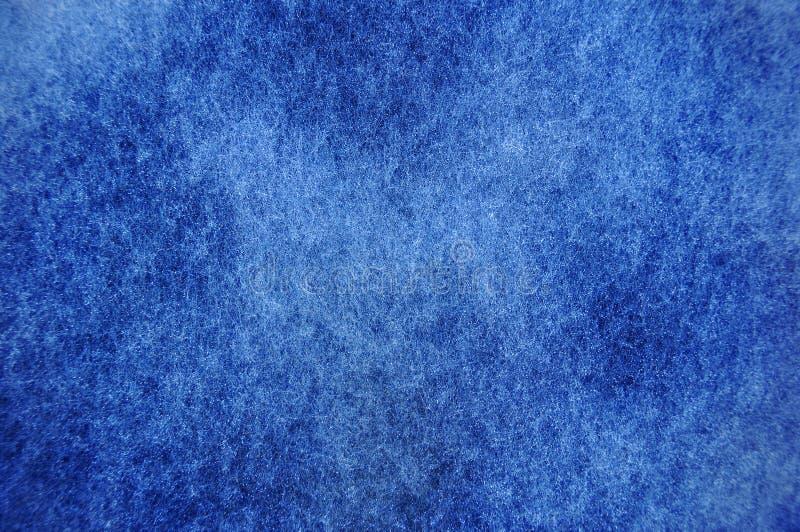 Vormachtergrond in blauw met zachte nadruk wordt geschilderd die Kerstmis holid royalty-vrije stock afbeelding