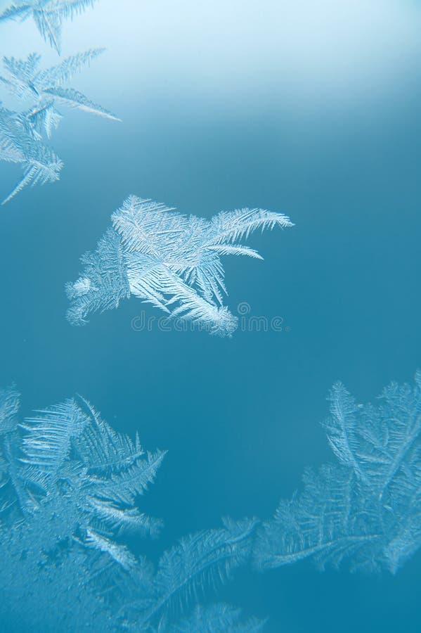 Vormingen van het ijs II royalty-vrije stock fotografie