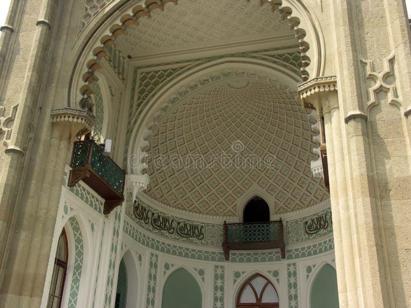 vorontsov дворца стоковое изображение rf