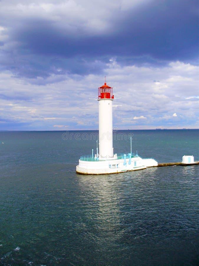 Vorontsov lighthouse royalty free stock images