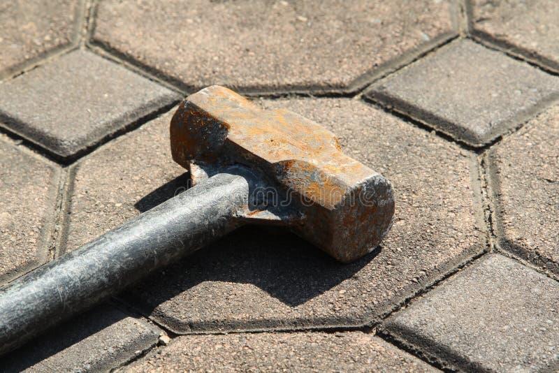 Vorschlaghammer stockfotos
