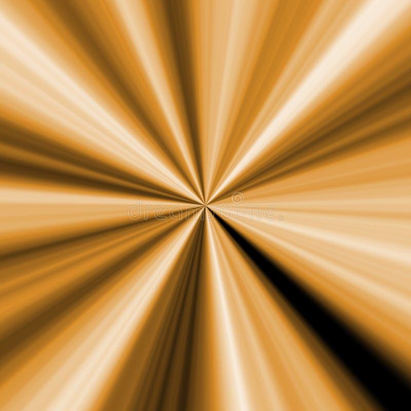 Vortex abstrato ilustração stock