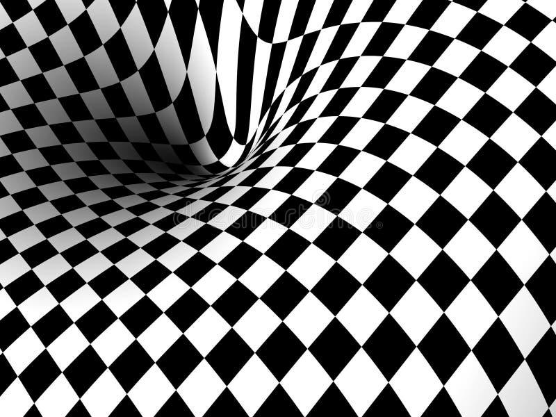 Vortex, background. stock illustration