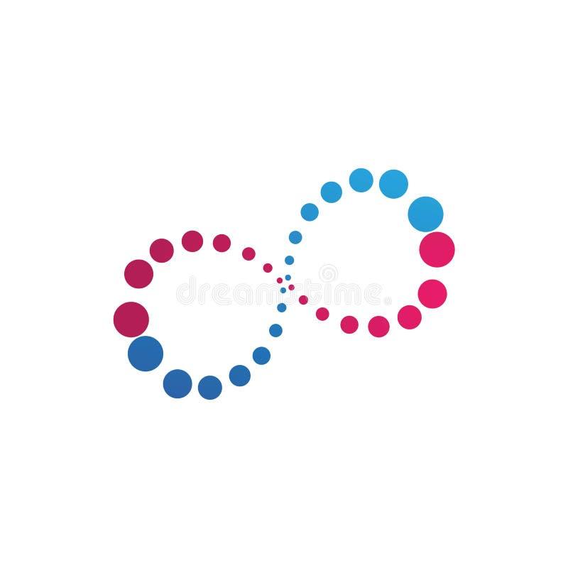 Vortex vector illustration icon. Logo Template design, spiral, tornado, hurricane, swirl, abstract, circle, water, background, symbol, shape, motion, cyclone stock illustration