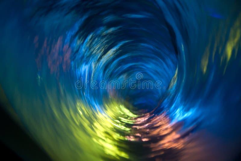 Vortice 2 dell'acqua fotografia stock
