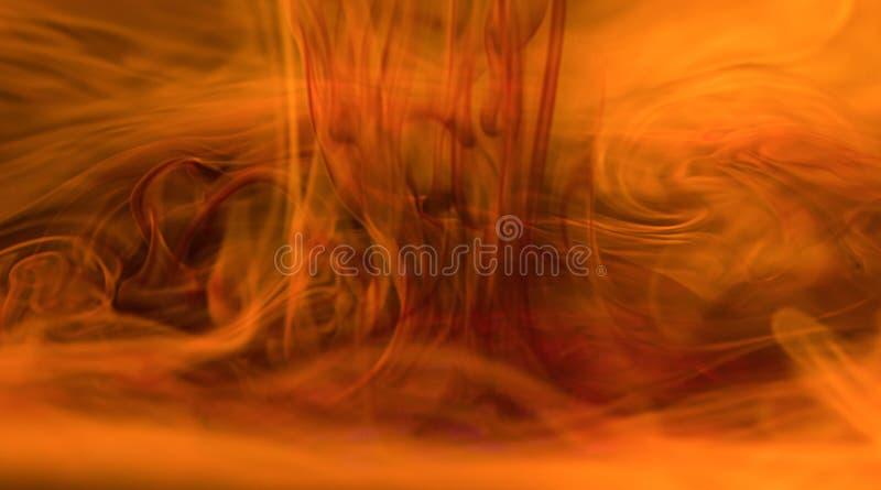 Vortice del fuoco fotografie stock libere da diritti