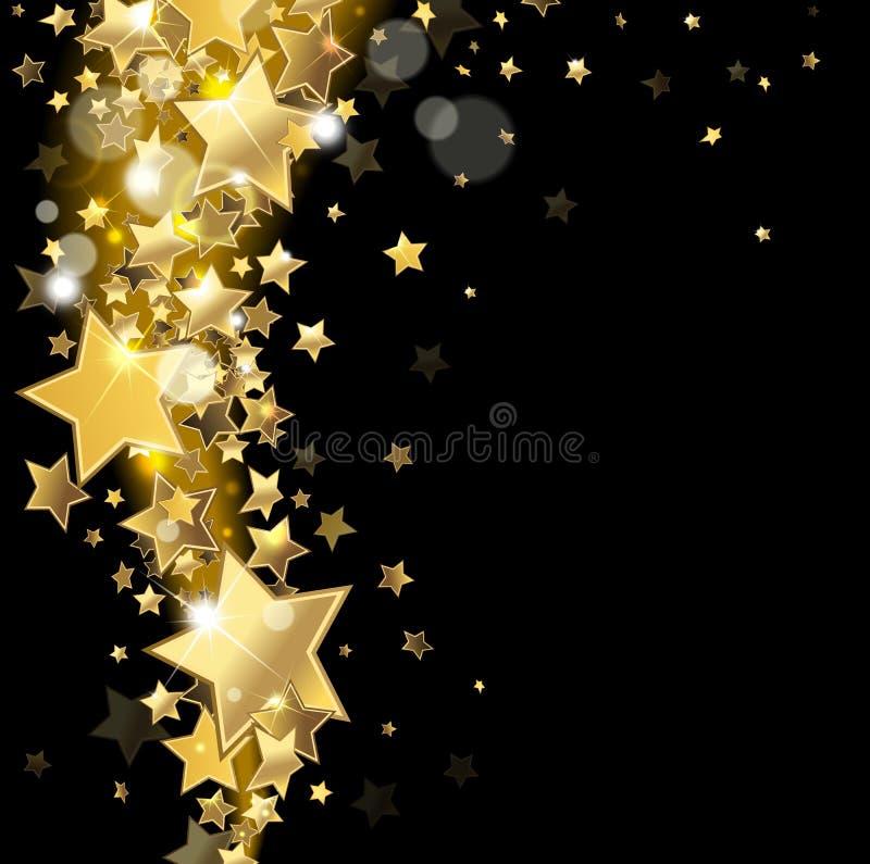 Vortice della stella royalty illustrazione gratis