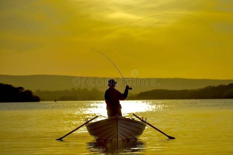 Vostango op het kanaal van de kaapkabeljauw stock foto