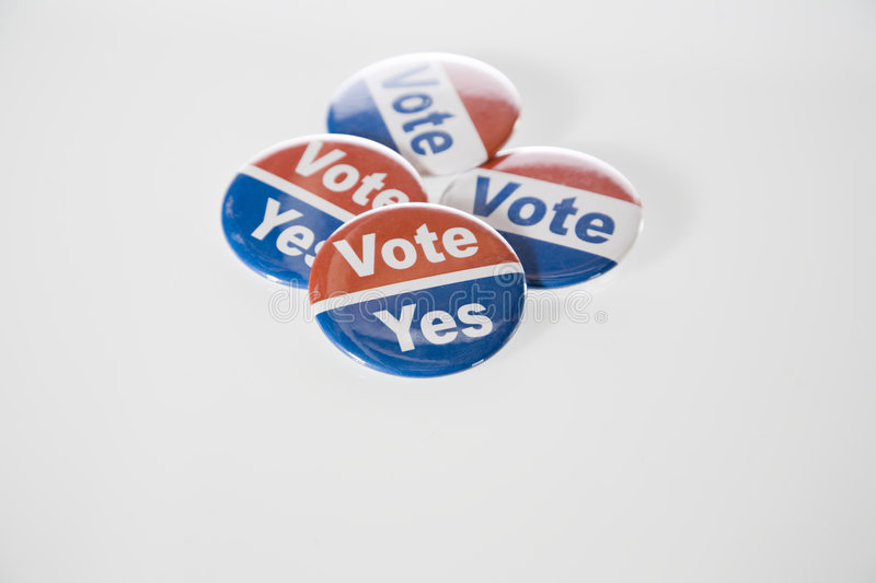 Download Vote Buttons Royalty Free Stock Image - Image: 5301796
