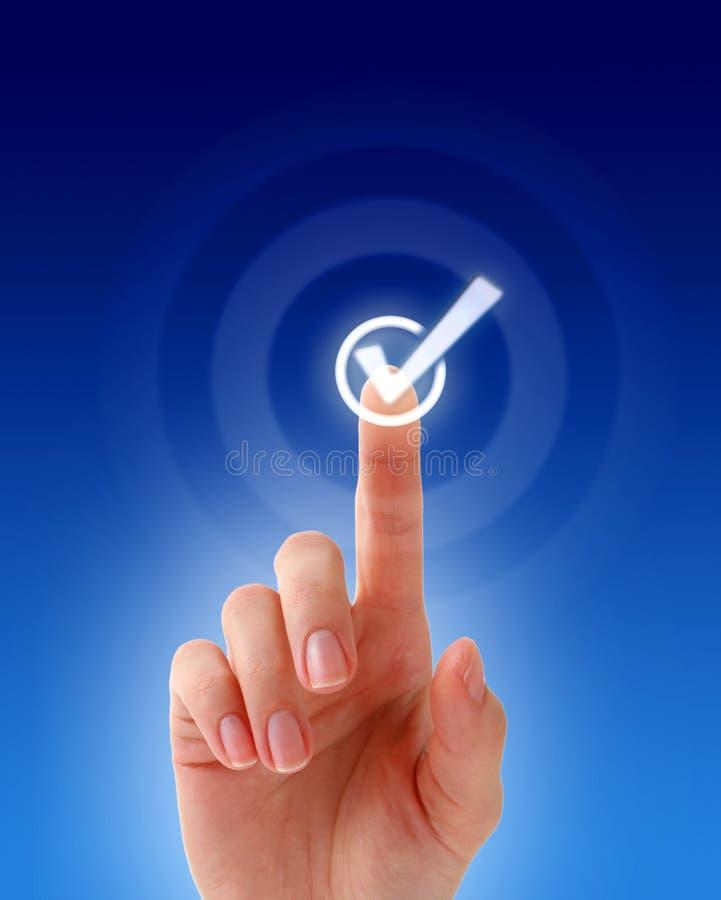 Vote concept. stock photos
