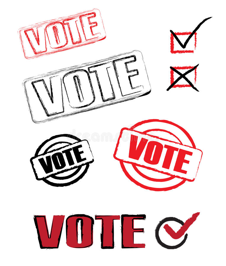 Download Vote Icons Royalty Free Stock Images - Image: 22469859
